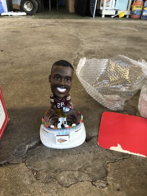 Darrell Green Bobble Head-Fed-Ex Field for Sale in Washington, DC