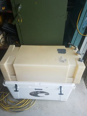 Moeller 27 gallon boat fuel tank for Sale in Port Lavaca, TX