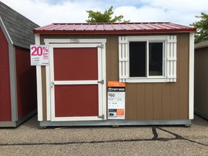 TUFF SHED. 10x12 w/ 7' walls for Sale in Rochester Hills, MI