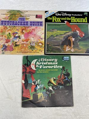 Disney Vinyl Record Albums from the 1970's. $18 each. for Sale in Mason, OH