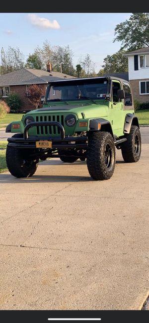 Jeep Wrangler for Sale in West Seneca, NY