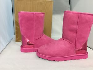 Ugg classic metallic pink size 7 for Sale in San Francisco, CA