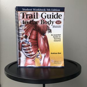Trail Guide to the Body Student Workbook SDSU ENS KINESIOLOGY for Sale in San Diego, CA