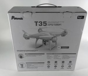 Potensic T35 GPS Drone: RC Quadcopter + 1080P Camera + FPV Live Video + Dual GPS for Sale in St. Petersburg, FL