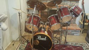 Pearl Deluxe Drums Set for Sale in Windsor Mill, MD