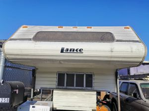 8'' camping camper for Sale in McClellan Park, CA