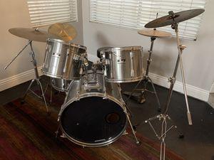 Vintage Pearl Drumset for Sale in Las Vegas, NV