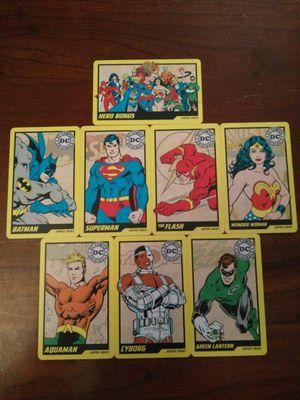DC Comic Originals Arcade Cards Full Set! for Sale in Annapolis, MD