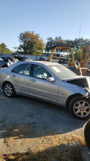 2002 mercedes c240 for parts for Sale in San Jose, CA