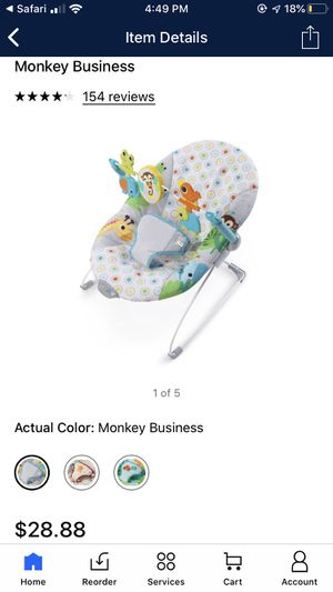 Brand New Baby Bouncer for Sale in Laveen Village, AZ