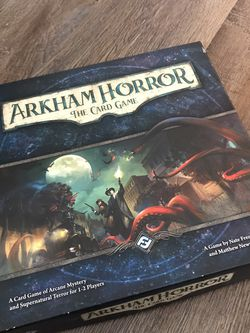Arkham Horror The Card Game for Sale in Traverse City,  MI