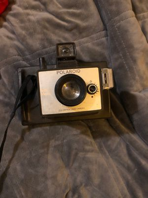 Old Polaroid land camera and camera part for Sale in Saint James, MO