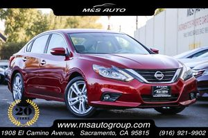 2016 Nissan Altima for Sale in Sacramento, CA