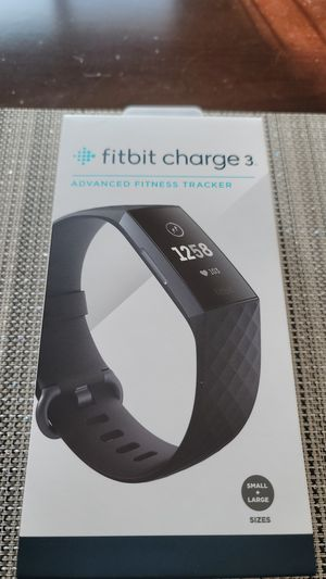 Brand New FITBIT CHARGE 3 for Sale in St. Louis, MO