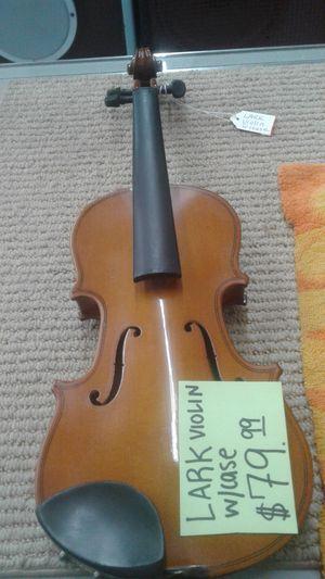 Lark violin for Sale in Crosby, TX