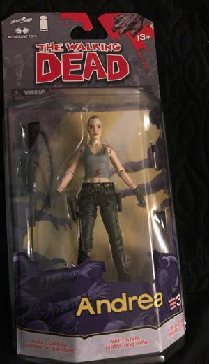 Andrea action figure for Sale in South Gate, CA