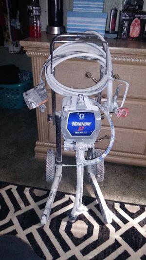 GRACO MAGNUM ×7 TRUEAIRLESS for Sale in Tulsa, OK