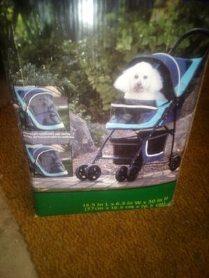 Dog stroller for sale for 50 for Sale in Bakersfield, CA