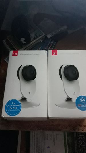 YI 1080P Home camera for Sale in Houston, TX