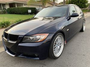 2007 BMW E90 335i Sport Twin Turbo for Sale in Glendora, CA