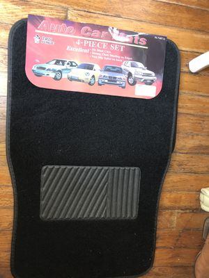 Car mats for Sale in Bakersfield, CA