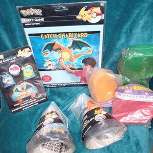 Pokemon Party Supplies for Sale in Stockton, CA