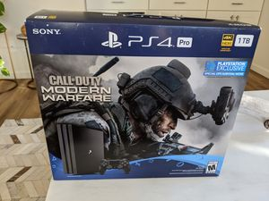 PS4 Pro for Sale in Kirkland, WA