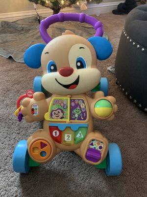 Baby Stand/Walk Toy for Sale in Hesperia, CA