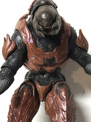 "Halo McFarland monster Genuine Microsoft 2012 Halo 6 1/2"" Alien Monster Action Figure elite General reach for Sale in Kirkland, WA"