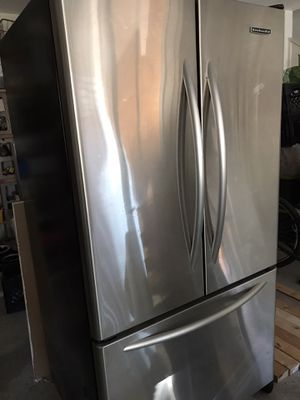 KitchenAid refrigerator for Sale in Dallas, TX