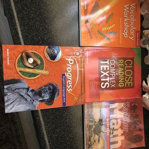 Sadlier School, Fourth Grade, 4 Books for Sale in Cypress, CA