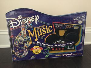 Disney Music Game for Sale in Cary, NC