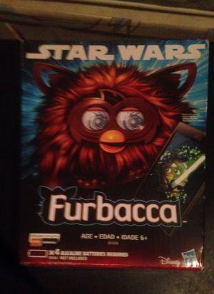 Star Wars furbacca for Sale in Houston, TX