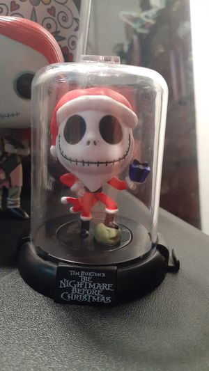 Jack Skellington mini dome Santa outfit for Sale in Lakeside, CA