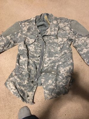 Cold weather Field Jacket US Army ACU for Sale in Columbus, OH