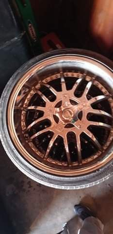 Beautiful 22 Inch Rims Nexen Tires for Sale in Rancho Cucamonga,  CA