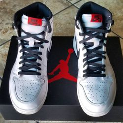 "Jordan 1 Retro ""Yin Yang"" White Size 11 No Box for Sale in Sloan,  NV"