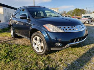 05 Nissan murano awd for Sale in Crewe, VA