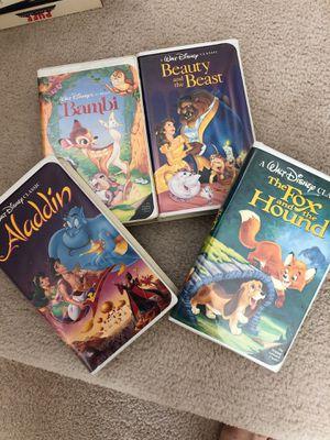 Disney Black Diamond movies for Sale in Pittsburg, CA