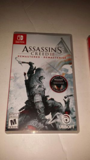 Assassins Creed Switch for Sale in Peoria, AZ