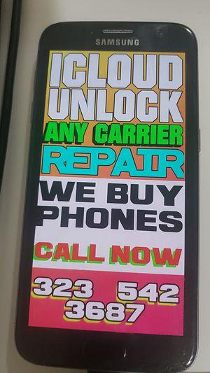 Locked iPhone XS Max Spectrum Unlock for Sale in Los Angeles, CA