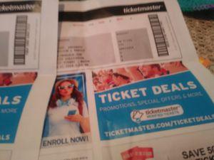 Willie Nelson concert tickets for Sale in Cochran, GA