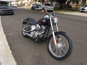Harley Davidson Softail for Sale in San Diego, CA