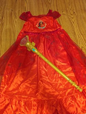 Elena of Avalor costume for Sale in Anaheim, CA