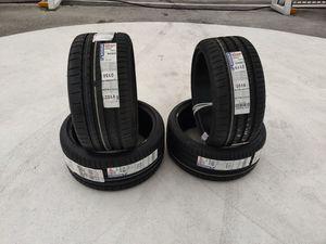Michelin Pilot Super Sport Tires for Sale in Miami, FL