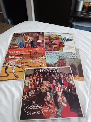 Old vinyl records great condition for Sale in Sunnyvale, CA