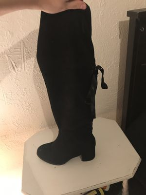 Thigh high boots for Sale in Magna, UT
