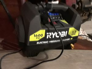 Ryboi electric pressure washer for Sale in Douglasville, GA