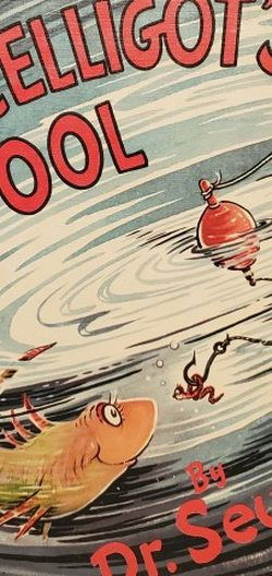 Vintage Rare Banned McElligot's Pool Dr. Seuss for Sale in Dallas,  TX