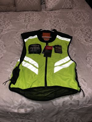 Icon Motorcycle Vest for Sale in Clarksville, TN